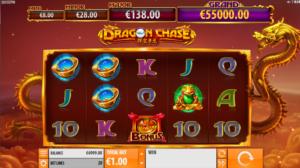 Kostenlose Spielautomat Dragon Chase Online