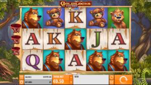 Casino Spiele Goldilocks and the Wild Bears QuickSpin Online Kostenlos Spielen