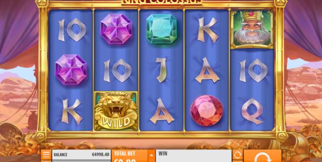 King Colossus Spielautomat Kostenlos Spielen