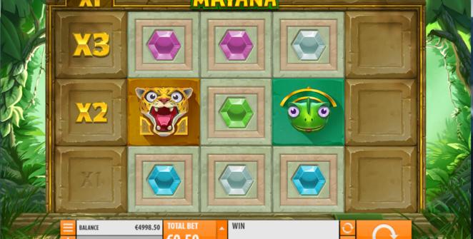 Kostenlose Spielautomat Mayana Online