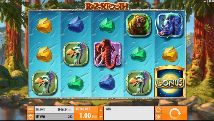 Best casino in vegas to play slots