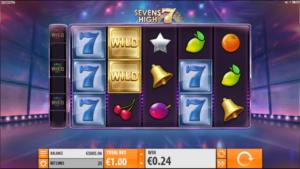 Spielautomat Sevens High Online Kostenlos Spielen