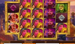 Kostenlose Spielautomat Sinbad QuickSpin Online