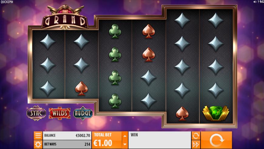 The Grand Spielautomat Kostenlos Spielen