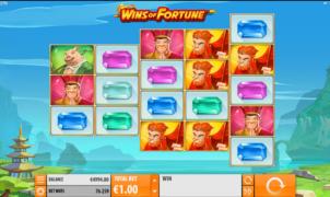 Spielautomat Wins of Fortune Online Kostenlos Spiele