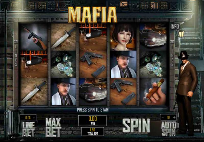 mafia 3 spielautomaten zerstören